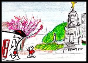 Crayon Diary Story 1 E